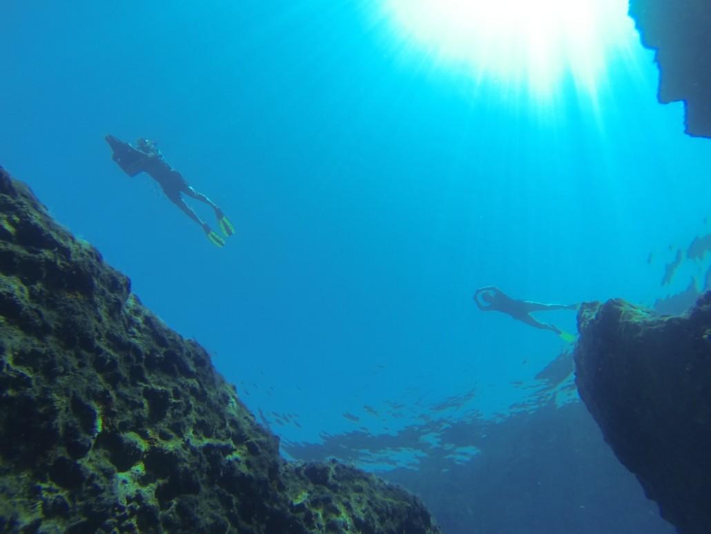 snorkeling in kas