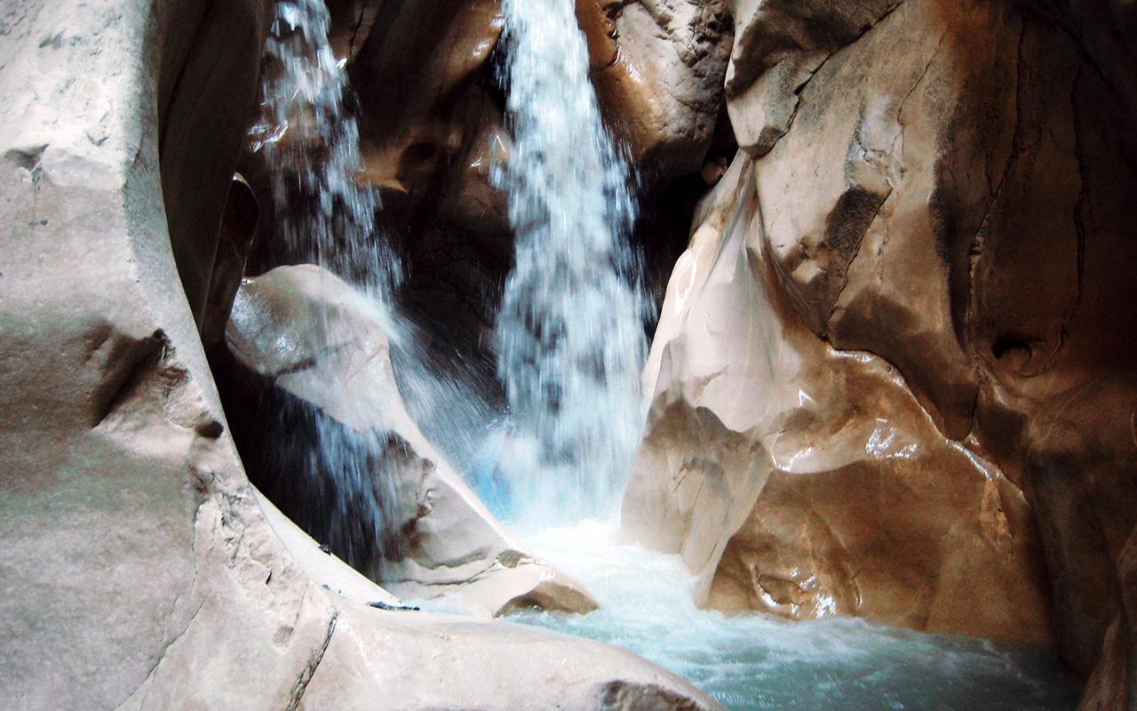 about Saklikent Gorge