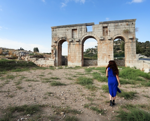 The Ancient City of Patara-about