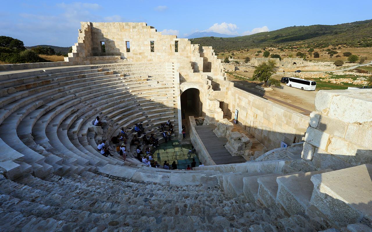 The Ancient City of Patara-turkey
