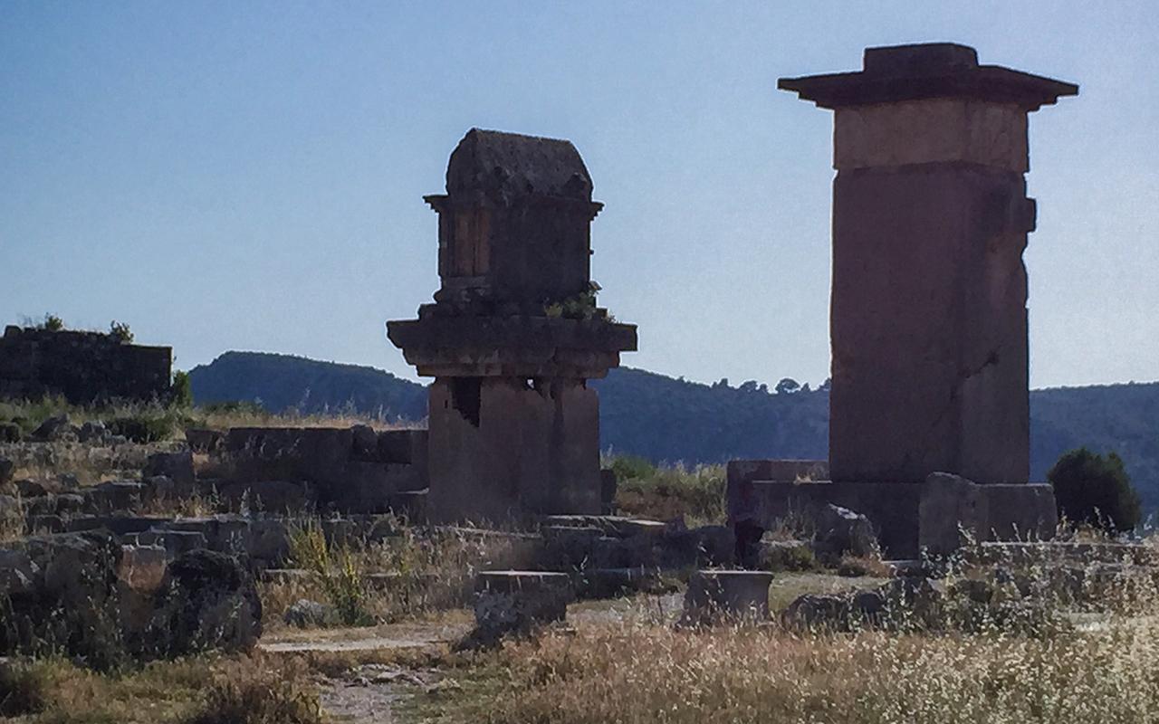 xanthos antik sehri